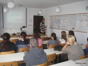 Učilnica Križevci - AvtoŠola Alma