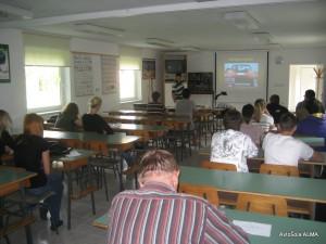 Učilnica Ljutomer - AvtoŠola Alma